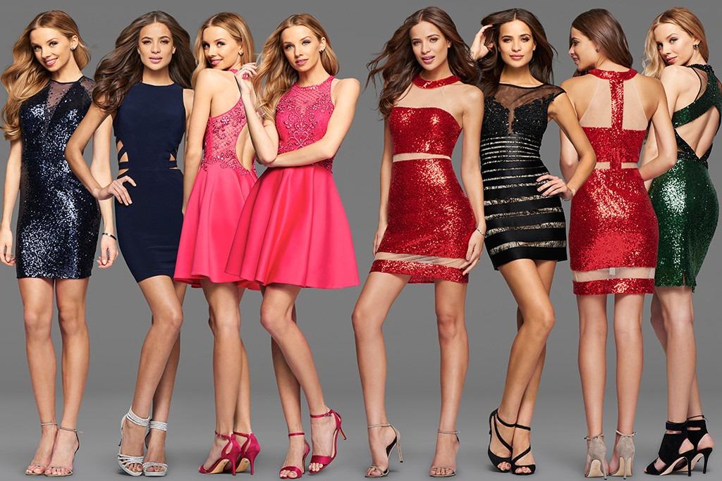 выбрать платье