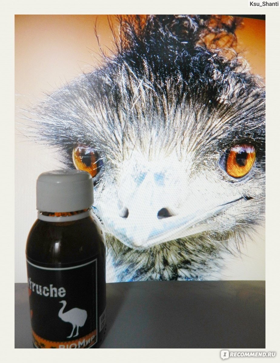 Масло страуса эму