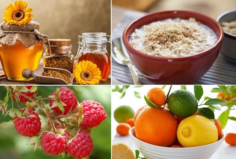 Что кушать при простуде
