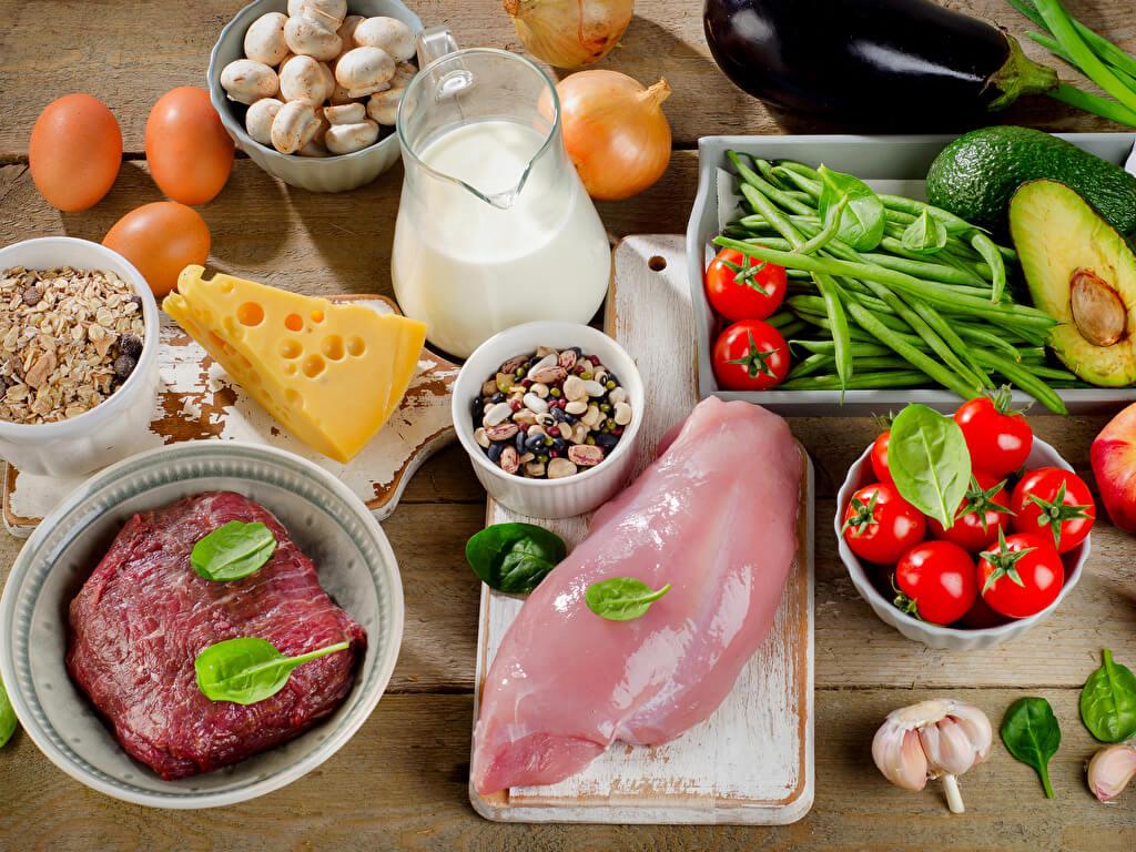 Легкие продукты питания