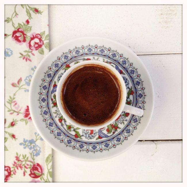 Польза турецкого кофе
