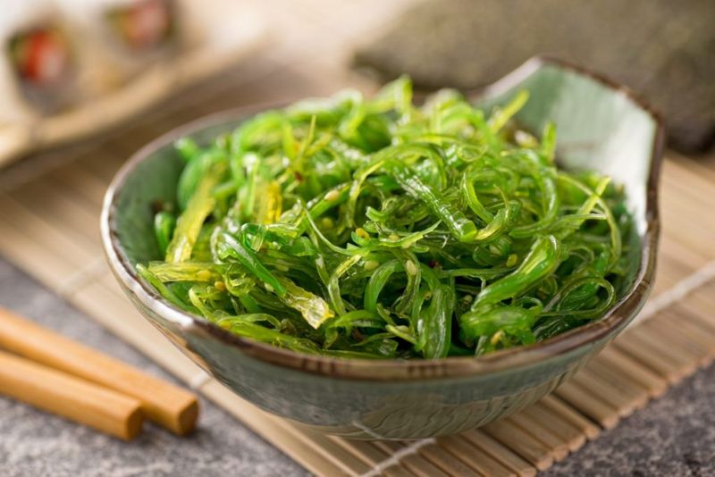 Польза водорослей для здоровья