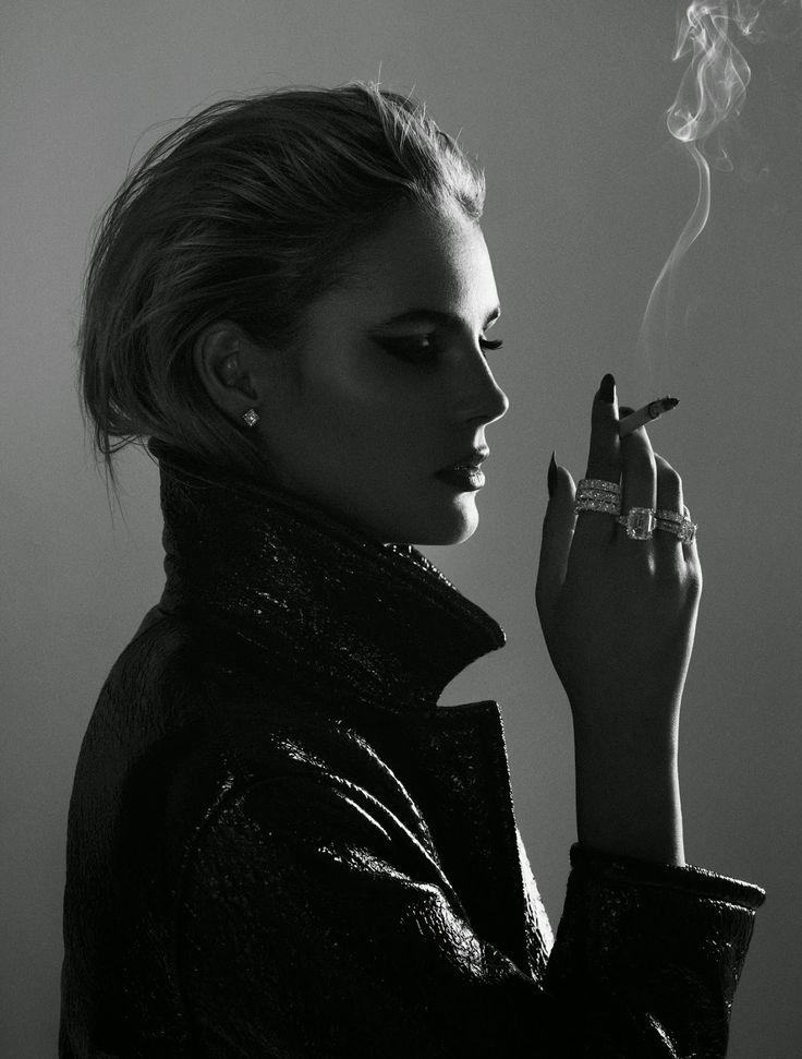 Влияние курения на женщин