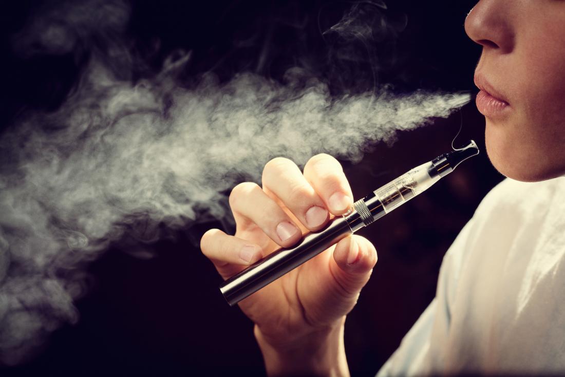 Вред вейпинга и электронных сигарет