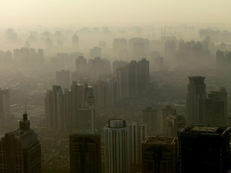 Загрязнение воздуха вред для человека